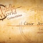 Tarjeta de presentacion Middle World
